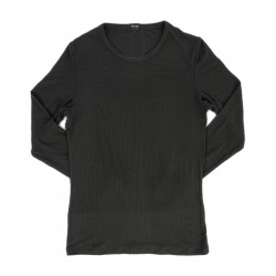 T-shirt Crew Neck LS Heat - HOM 401546-00XD
