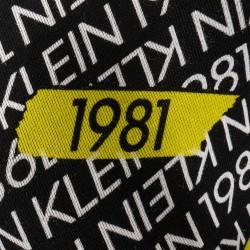 Boxer 1981 Bold édition limitée - noir - CALVIN KLEIN NB2134A-7ZP