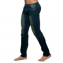 Squat Jeans marine - ADDICTED AD804 C502