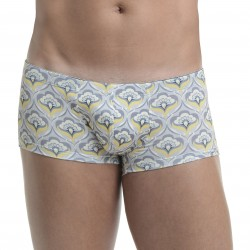 Art Deco Jaune Mini Boxer - L'HOMME INVISIBLE MY18-ART-005