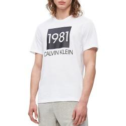T-shirt Calvin Klein 1981 Bold - CALVIN KLEIN NM1708E-100