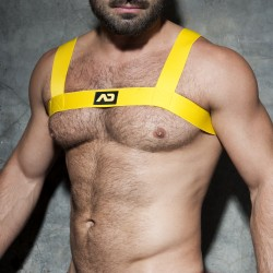 Basic elastic Harness - jaune - AD FÉTISH ADF104 C03