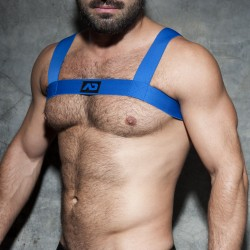 Basic elastic Harness - bleu