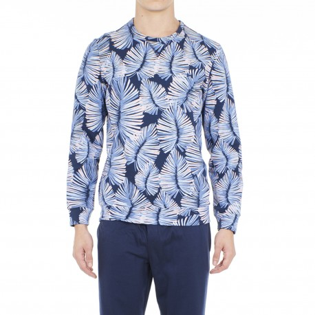 Pyjama Isatis - navy - HOM 401478-00RA