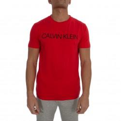 T-Shirt Calvin Klein Crew Tee - Hight Risk - CALVIN KLEIN -KM0KM00479-XBG