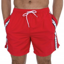 Short de bain Medium Drawstring - Hight Risk - CALVIN KLEIN KM0KM00517-XBG