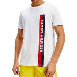 T-shirt Tommy Crew Neck Tee - Classic White -  UM0UM01744-YCD