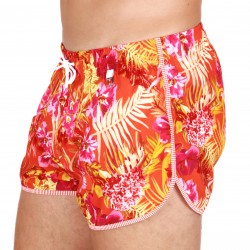 Short de bain Equatorial - orange - HOM 401743-1035
