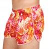 Equatorial - orange swim shorts