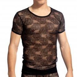 Corentin - T-shirt col V - L'HOMME INVISIBLE MY92-CRE-001