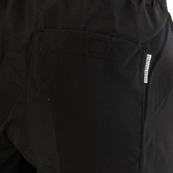 Short de bain Drawstring - noir - CALVIN KLEIN KM0KM00442-BEH