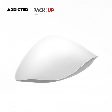 Coque Pack-Up couleur blanche - ADDICTED AC004 C01