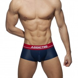 Trunk cockring mesh - marine - ADDICTED AD923 C09