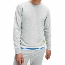 Sweat d'intérieur CK ONE - Gris - CALVIN KLEIN NM1908E-080