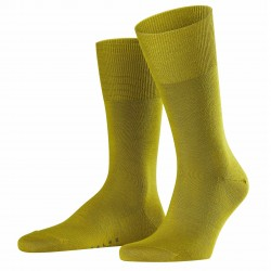 Chaussettes AIRPORT - greenery - FALKE 14435-7168
