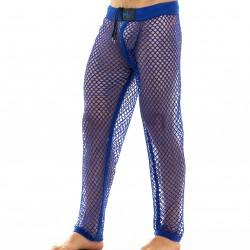 Trapped Camo - Pantalon noir - MODUS VIVENDI 11062-BLUE