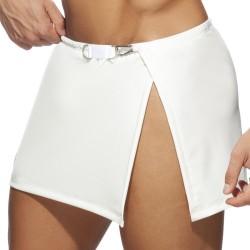 Skirt rub - blanc - ADDICTED AD962 C01