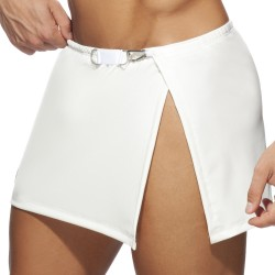Skirt rub - blanc - ADDICTED AD962 C01