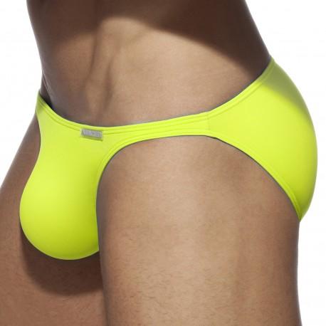 Mini bikini de bain - jaune néon - ADDICTED ADS245-C31