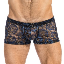 Elysée Bleu - Shorty Push-Up - L'HOMME INVISIBLE MY14-ELY-001