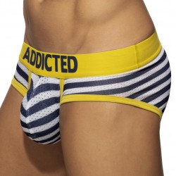 Slip Sailor mesh - Lot de 3 - ADDICTED AD964P 3COL