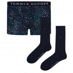 Completo intimo con boxer aderenti e calzini - TOMMY HILFIGER UM0UM01996-0ST