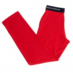 Short pyjama rouge - GARÇON FRANÇAIS SHORTDET18 LONG ROUGE