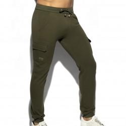 Pantalon Pique - bleu marine - ES COLLECTION SP259 C12