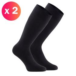 Lot de 2 chaussettes Impetus - navy - IMPETUS P702004-C19