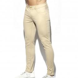 Pantalón negro delgado - - ES COLLECTION ESJ057-C28