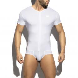 Bodysuit Cotton - blanc - ES COLLECTION UN486 C01