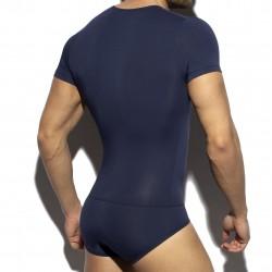Bodysuit Cotton - marine - ES COLLECTION UN486 C09