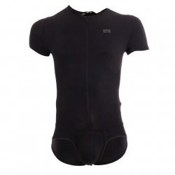 Bodysuit Cotton - noir - ES COLLECTION UN486 C10