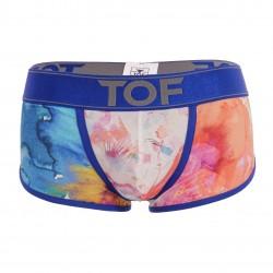 Trunk PUSH UP Tie Dye - bleu - TOF PARIS TOF115BU