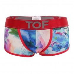Trunk PUSH UP Tie Dye - rouge - TOF PARIS TOF115R