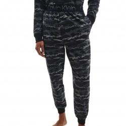 Pantalón de chándal de estar por casa - Chill Logo - CALVIN KLEIN NM2100E-K3P