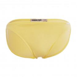 Bikini Cotton - jaune pastel - ADDICTED AD985-C35