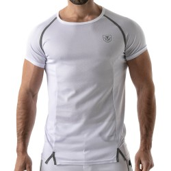 T-Shirt Total Protection White - TOF PARIS TOF143B