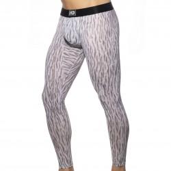 Slip Tiger Print - gris - ADDICTED AD976-C11