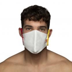 Masque Drapeau Catalogne - ES COLLECTION AC125-C01
