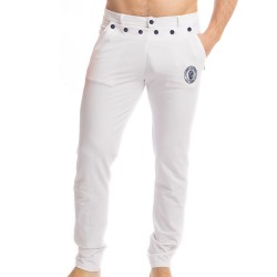 Matelot - Pantalon Blanc - L'HOMME INVISIBLE HW160-MAT-002