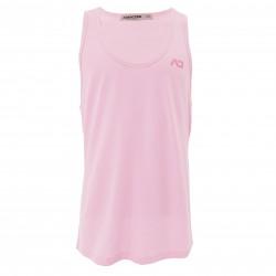 Débardeur U-neck Cotton - rose - ADDICTED AD997-C05