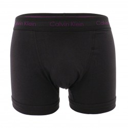 Lot de 3 boxers Cotton Stretch - noir - CALVIN KLEIN U2662G-WIC