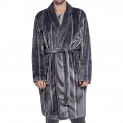 Robe de chambre Carolina - gris - GUASCH PH660-672