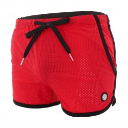 Short Remix Circuit - rouge - BREEDWELL BW025-RED