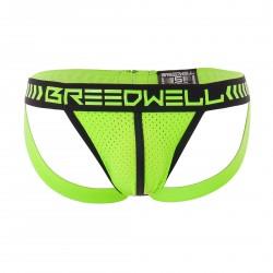 Jock Nightcrawler - vert fluo - BREEDWELL BW024-NEON GREEN