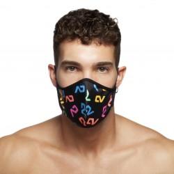 Masque rainbow