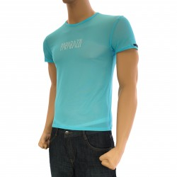T-shirt Olympe turquoise