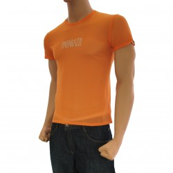 T-shirt Olympe orange