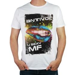 T-shirt U SEXY MF